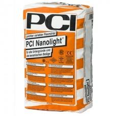 Клей для плитки BASF PCI Nanoligh серый 15 кг