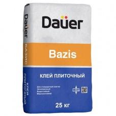Клей для плитки Dauer Bazis 25 кг