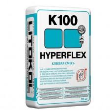 Клей для плитки Litokol Hyperflex K100 20 кг