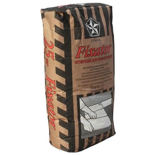 Клей Русеан Fixator для плитки 25 кг
