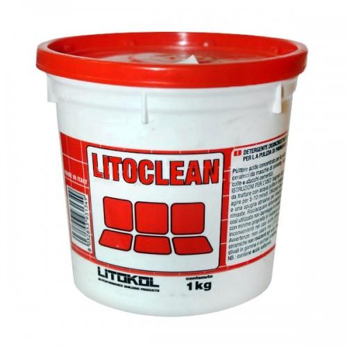 Очиститель кислотный Litokol Litoclean 1 кг