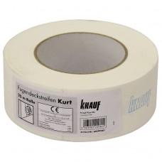 Лента армирующая Кнауф Курт бумажная 25000x50x0.2 мм