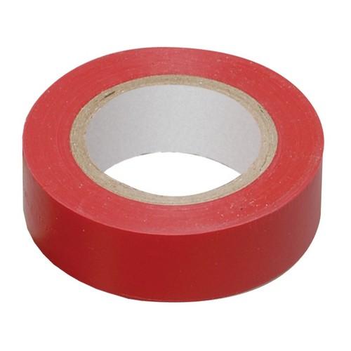 Изолента ПВХ Aviora 305-002 15 мм красная