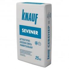 Смесь штукатурно-клеевая универсальная Knauf Севенер 25 кг - характеристики