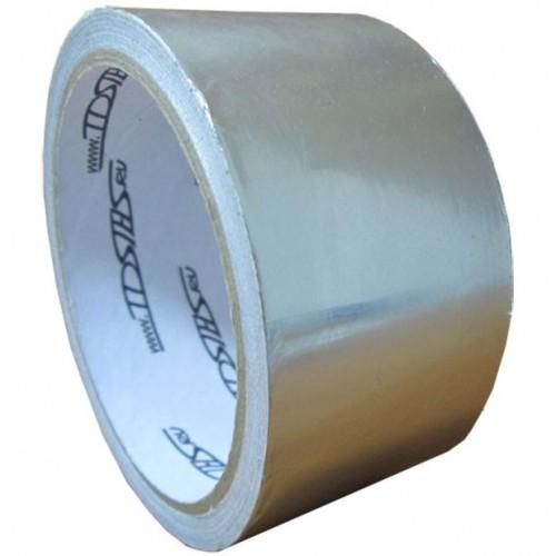 Клейкая лента алюминиевая TDStels Премиум 50000x50x0.05 мм