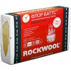 Rockwool Флор Баттс 1000х600х25 (4,8м2)
