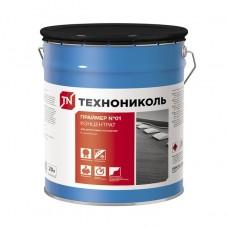 Праймер битумный Технониколь №01 концентрат 20 кг